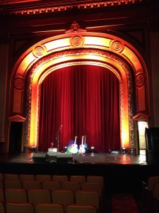 Strand-Capitol Theater, York PA, 1/6/14