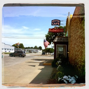 Ariston Cafe, Litchfield IL